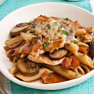 Healthy Chicken And Bacon Pasta Recipes.