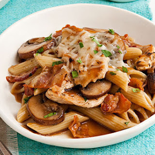 Balsamic Chicken Penne Pasta Recipes.