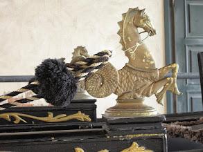 Photo: Detail an einer Gondel