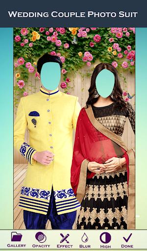Wedding Couple Photo Suit 1.1 screenshots 2
