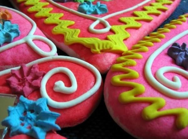 Baker's Cake Decorator Icing Recipe