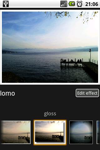 Foto do Photo Effects