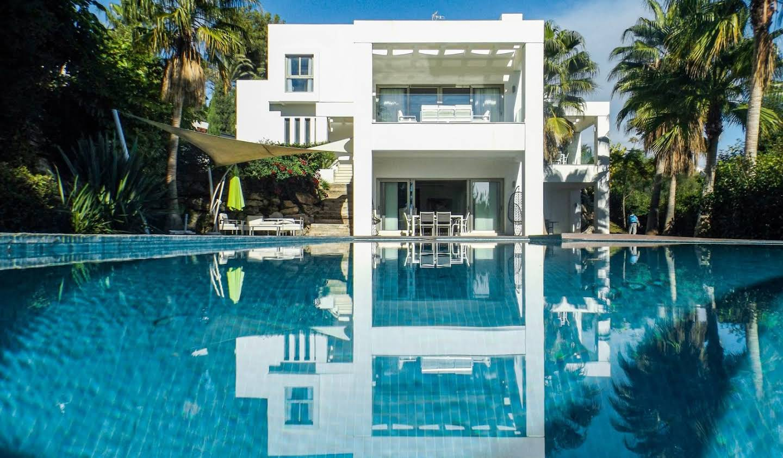 Villa avec piscine Atalaya Isdabe