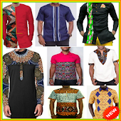 Ankara Fashion Styles for Men - Shirt