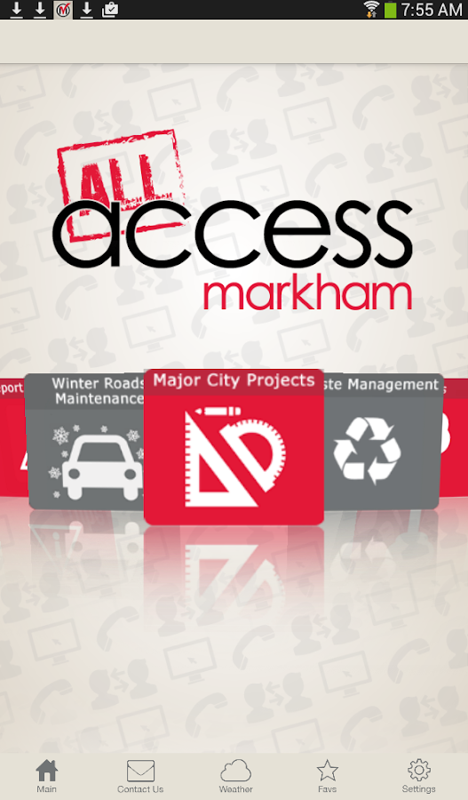 Access Markham- screenshot