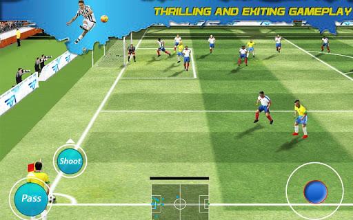 Play Football Game 2018 - Soccer Game 1.1 screenshots 2