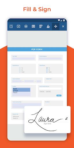 Xodo PDF Reader & Editor 5.0.10 screenshots 2
