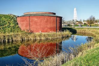 Photo: Malmö im Herbst - Malmöhus