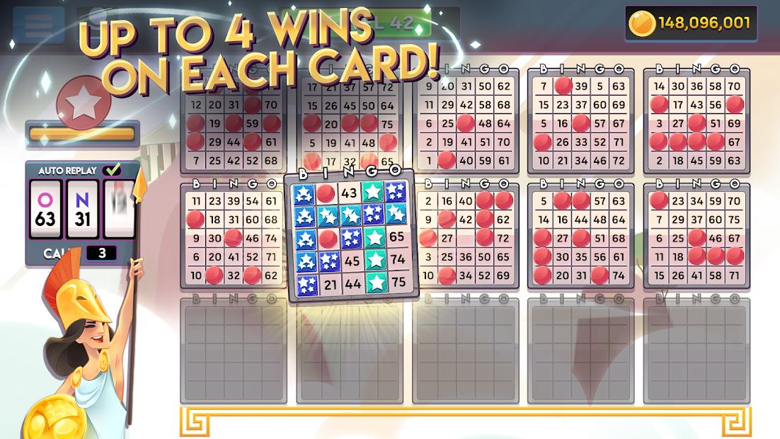 Bingo Infinity™️ - Free Casino Slots & Bingo Games Android App Screenshot