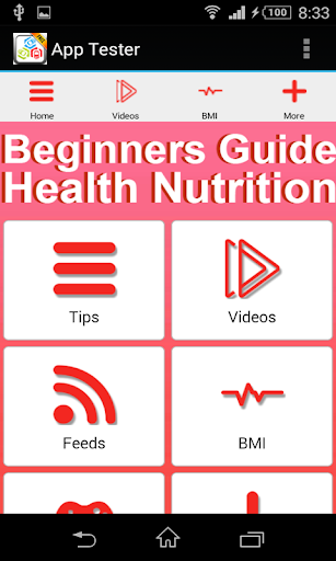 Beginner Tips Health Nutrition