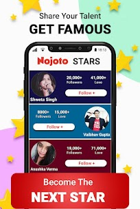 Nojoto: Write Quotes, Record Poems, Shayari Videos Apk  Download For Android 5