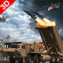 Real Missile Air Attack Mission 3d icon