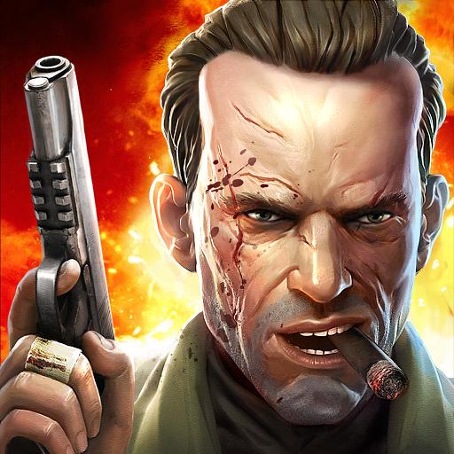 Z War-Zombie Modern Combat