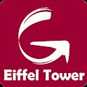 Eiffel Tower Paris Tours Guide icon
