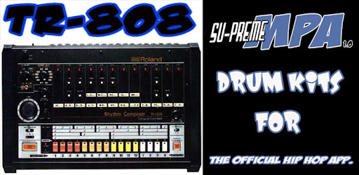 TR-808 DRUMKIT FOR MPA 1 0 - Apps on Google Play