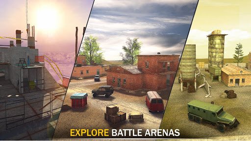Striker Zone Mobile: Online Shooting Games 3.22.8.0 Screenshots 5