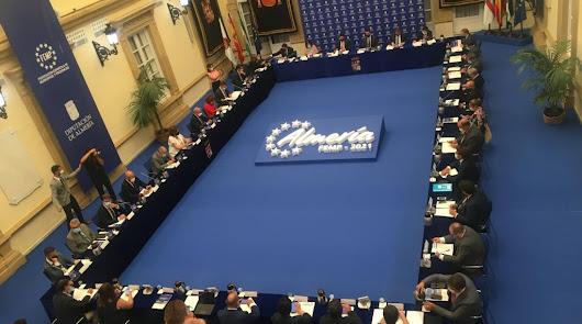 Las diputaciones piden desde Almería un 30% de los fondos europeos tras el Covid