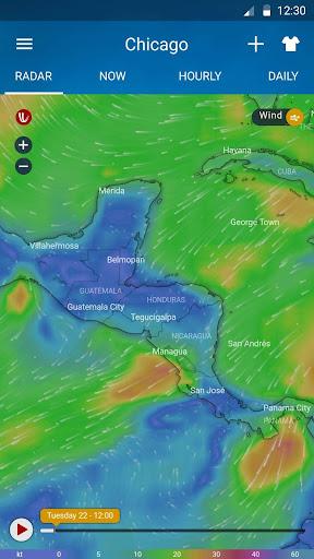 Weather Radar App Free & Storm Tracker 이미지[1]