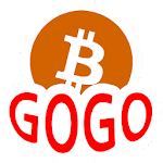 Coin GoGo - real time Bitcoin Info Sharing Icon