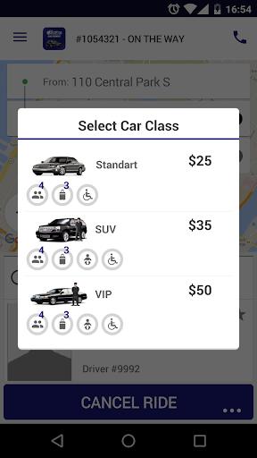 Juniors Car Service app (apk) free download for Android/PC/Windows screenshot