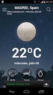 Weather – Free weather screenshot