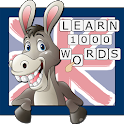 Learn 1000 words icon