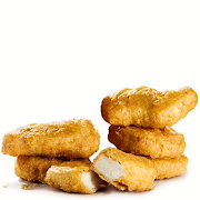 Real Chicken Nuggets