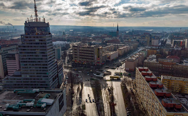 Bezpieczeństwo w Szczecinie