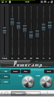 MadJelly RetroAlt for Poweramp Screenshot