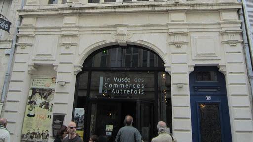 Rochefort : le Musée des Commerces d'Autrefois