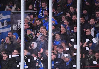 Supporters van Club Brugge niet welkom aan het stadion