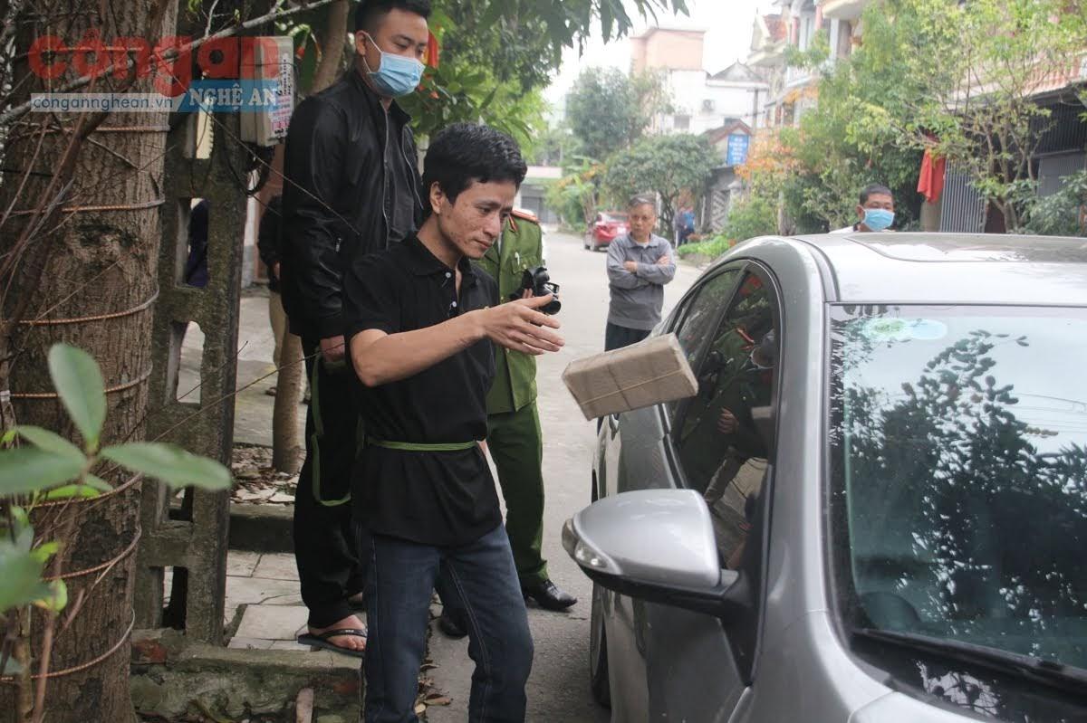 Gây án tại phường Hưng Bình