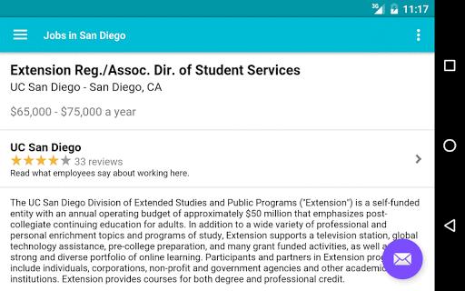 Jobs in San Diego, CA, USA  screenshots 8