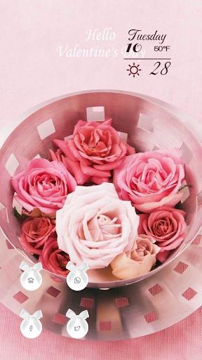 Beautiful Roses Blooming