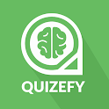 Quizefy – Live Group, 1v1, Single Play Trivia Game icon
