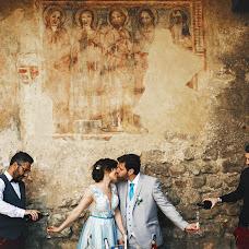 Fotógrafo de casamento Volodymyr Ivash (skilloVE). Foto de 31.05.2018