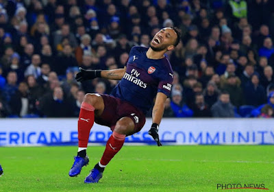 Arsenal cale à Brighton