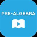 Pre-Algebra tutoring videos icon