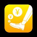 Money Step―お金がたまる歩数計 icon