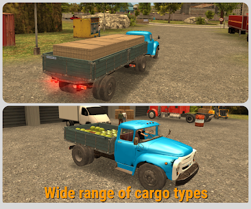 Russian Car Driver ZIL 130 MOD (Unlimited Money) 3