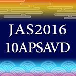 JAS/APSAVD2016 My Schedule