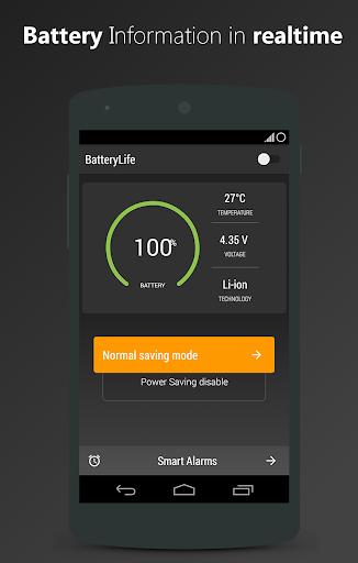 BatteryLife - Battery Saver
