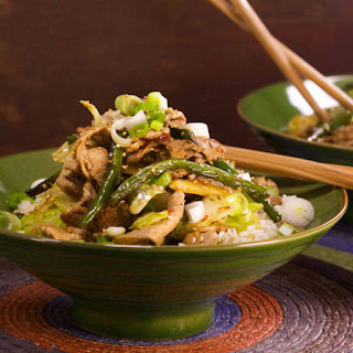 5-Spice Pork Stir-Fry