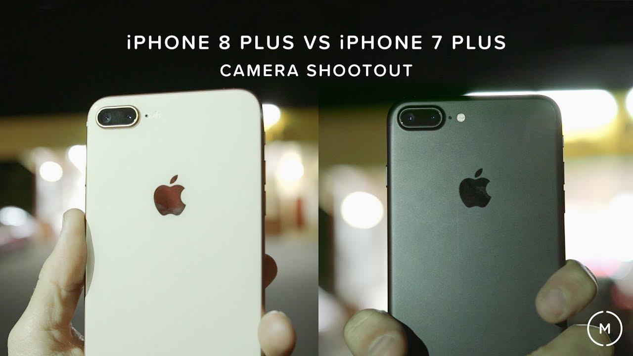 camera iphone 7 plus và iphone 8 plus