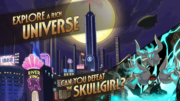 Skullgirls APK screenshot thumbnail 5