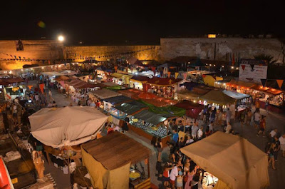 Mercado Medieval Fuengirola 2016