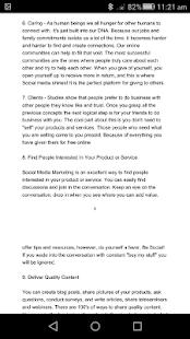 Social Media Marketing Adv Boost - náhled