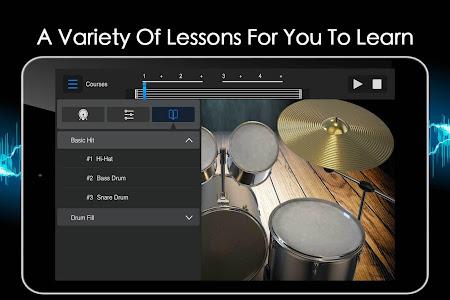 Easy Jazz Drums for Beginners: Real Rock Drum Sets 1.1.2 screenshot 2093017