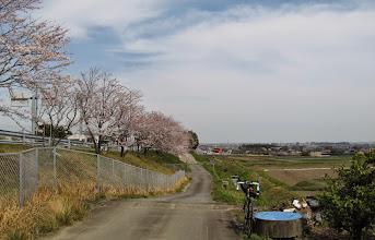 Photo: 松阪市街方面を眺める