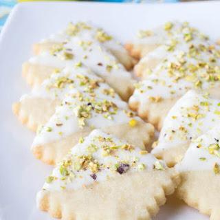 Lemon Shortbread Cookies Recipe